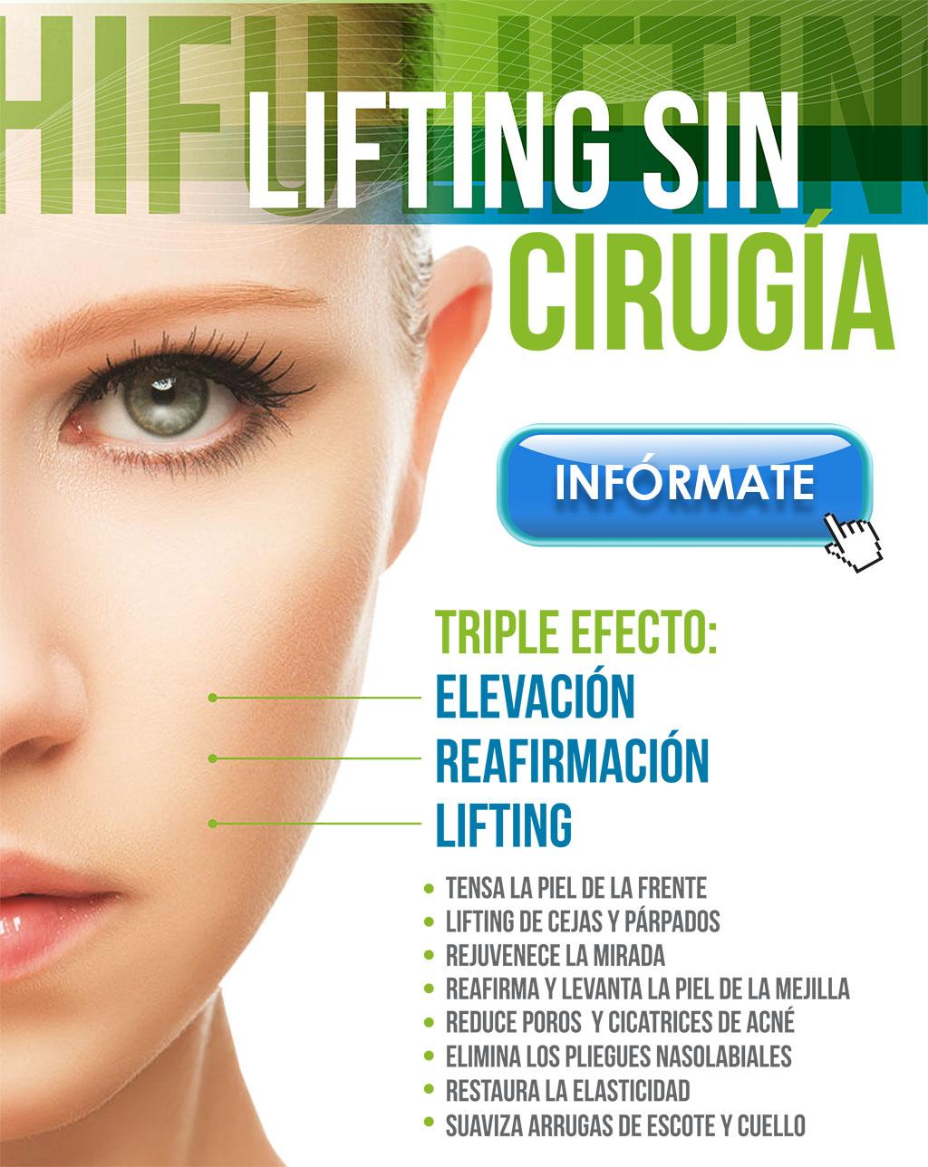 Tratamiento Antiedad Hifu